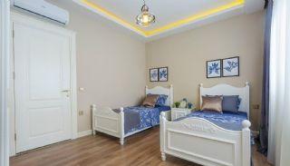Квартиры с Уникальным Дизайном в 50 м от Пляжа в Алании, Фотографии комнат-4