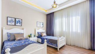 Квартиры с Уникальным Дизайном в 50 м от Пляжа в Алании, Фотографии комнат-5