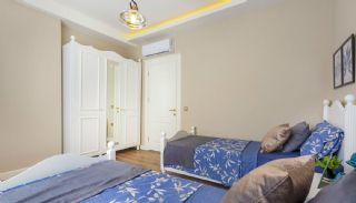 Квартиры с Уникальным Дизайном в 50 м от Пляжа в Алании, Фотографии комнат-6