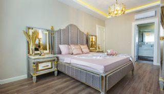 Квартиры с Уникальным Дизайном в 50 м от Пляжа в Алании, Фотографии комнат-8
