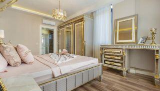 Квартиры с Уникальным Дизайном в 50 м от Пляжа в Алании, Фотографии комнат-9