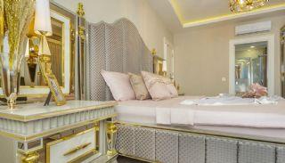Квартиры с Уникальным Дизайном в 50 м от Пляжа в Алании, Фотографии комнат-11