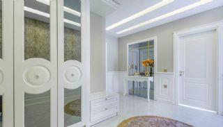 Квартиры с Уникальным Дизайном в 50 м от Пляжа в Алании, Фотографии комнат-15