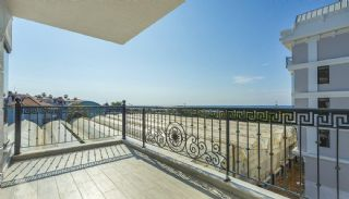 Квартиры с Уникальным Дизайном в 50 м от Пляжа в Алании, Фотографии комнат-16