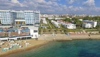 Row-Houses in the Seafront Complex of Alanya Avsallar, Alanya / Avsallar