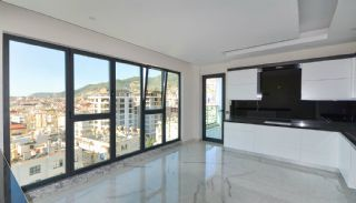 Appartements Vue Mer et Montagne au Centre d'Alanya, Photo Interieur-4