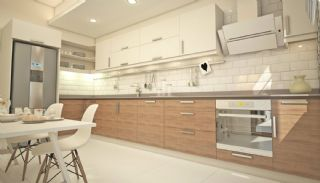 Charming Property with Separate Kitchen in Alanya Oba, Interior Photos-3