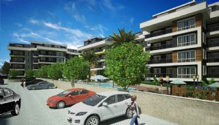 Fully Equipped Apartments with Central Location in Alanya, Alanya / Oba - video