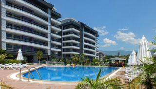 High-Quality Apartments with Game Room in Alanya Cikcilli, Alanya / Cikcilli