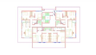 High-Quality Apartments with Game Room in Alanya Cikcilli, Property Plans-4