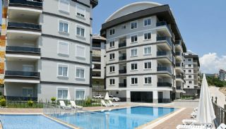Alanya Apartments Offering Peace and Comfort in Oba, Alanya / Oba