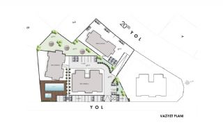 Alanya Apartments Offering Peace and Comfort in Oba, Property Plans-4