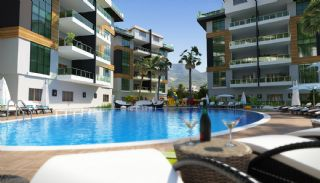 Holiday Apartments with Separate Kitchen in Alanya Oba, Alanya / Oba - video