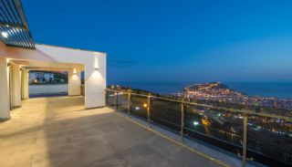 Quality Houses with Magnificent View in Alanya, Alanya / Bektas - video