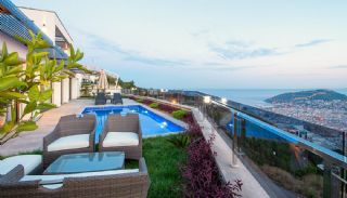 Quality Houses with Magnificent View in Alanya, Alanya / Bektas