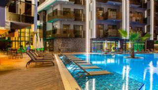 Smart Apartments with Luxury Facilities in Alanya, Alanya / Center - video