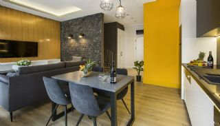 Smart Apartments with Luxury Facilities in Alanya, Interior Photos-4