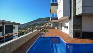 Sea View 5+1 Villa in Alanya with Rich Features, Alanya / Bektas - video