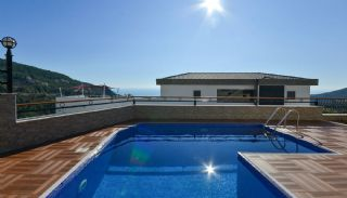 Sea View 5+1 Villa in Alanya with Rich Features, Alanya / Bektas