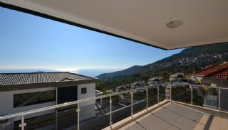 Sea View 5+1 Villa in Alanya with Rich Features, Interior Photos-14