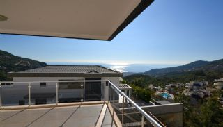 Sea View 5+1 Villa in Alanya with Rich Features, Interior Photos-15