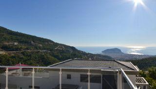 Havsutsikt 5+1 Villa i Alanya med Rik Funktioner, Interiör bilder-19