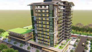 Appartements Alanya à Distance de Marche de la Mer, Alanya / Mahmutlar - video