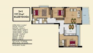 Delightful Alanya Apartments Walking Distance to the Sea, Property Plans-5