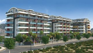 Central Apartments in Kargicak Short Distance to the Sea, Alanya / Kargicak - video