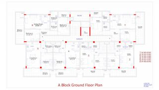 Central Apartments in Kargicak Short Distance to the Sea, Property Plans-2