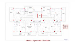 Central Apartments in Kargicak Short Distance to the Sea, Property Plans-4