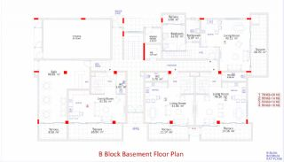 Central Apartments in Kargicak Short Distance to the Sea, Property Plans-6