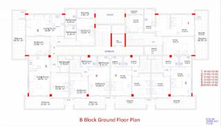 Central Apartments in Kargicak Short Distance to the Sea, Property Plans-7