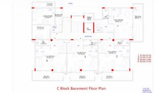 Central Apartments in Kargicak Short Distance to the Sea, Property Plans-11