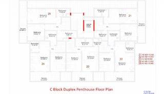 Central Apartments in Kargicak Short Distance to the Sea, Property Plans-15