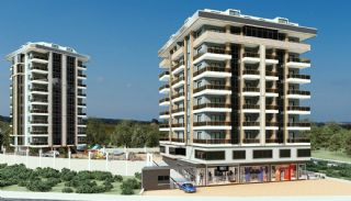 Appartements de Qualité avec Infrastructure à Alanya, Alanya / Centre - video