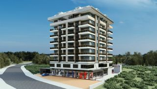 Quality Apartments with Rich Infrastructure in Alanya, Alanya / Center - video