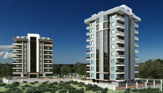 Kvalitet Lägenheter med Rik Infrastruktur i Alanya, Alanya / Centrum