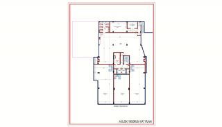 Quality Apartments with Rich Infrastructure in Alanya, Property Plans-1