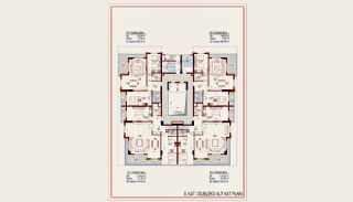 Quality Apartments with Rich Infrastructure in Alanya, Property Plans-5
