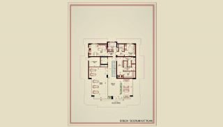 Quality Apartments with Rich Infrastructure in Alanya, Property Plans-8