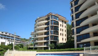 Turnkey Alanya Apartments with Sea and Forest Views, Alanya / Kargicak