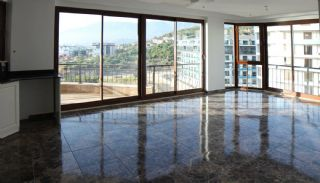 Turnkey Alanya Apartments with Sea and Forest Views, Interior Photos-1