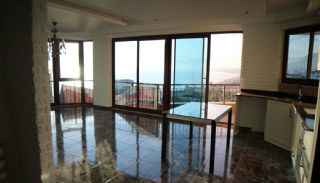 Turnkey Alanya Apartments with Sea and Forest Views, Interior Photos-2