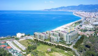 New Alanya Apartments Near the Coastal Road in Kargicak, Alanya / Kargicak