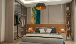 Nieuwe Alanya Appartementen Dichtbij Kustweg|Kargicak, Interieur Foto-5