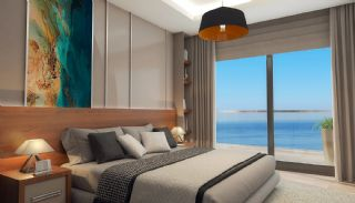 New Alanya Apartments Near the Coastal Road in Kargicak, Interior Photos-6