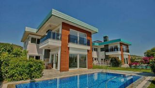 Private Pool Villas Surrounded by Nature in Alanya Turkey, Alanya / Demirtas - video