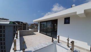 Appartements au Centre d'Alanya au Milieu des Commodités,  Photos de Construction-2