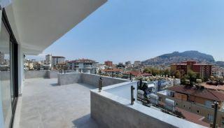 Appartements au Centre d'Alanya au Milieu des Commodités,  Photos de Construction-1